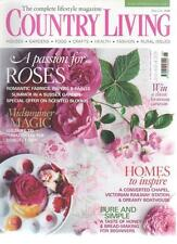 COUNTRY LIVING MAGAZINE June 2009 A Passion for Roses AL