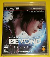 PlayStation 3 PS3 Game - Beyond: Two Souls (New)