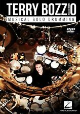 Terry Bozzio Musical Solo Drumming Learn to Play Rock DRUMS Technique Music DVD