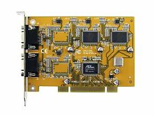 Conexant 878A- PCI 8-Channel Video Capture Card & Cables , ANALOG - Linux