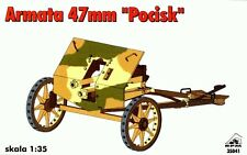 47 mm 'POCISK' POLISH ANTI-TANK GUN 1/35 RPM