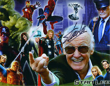 REPRINT - STAN LEE 1 Marvel Comics Legend Avengers autographed signed photo copy