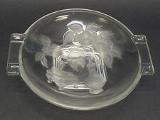 ANTIQUE VIKTOR SCHRECKENGOST FRENCH VERLYS ART DECO DISH BOWL GLASS