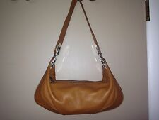 ESCADA HANDMADE ITALY BROWN LEATHER LADIES PURSE