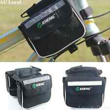 Bicycle Cycling Bike Frame Pannier Front Bag Mobile Phone Pouch OBIKE0201