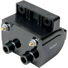 Drag Specialties Dual Fire Motorcycle Points Ignition Coil 5 Ohm