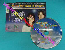 CD singolo Anna Maria Kaufmann & Joey Tempest Running With A Dream 571 5692(S29)