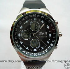 BMW E92 M Power M3 3 Series Coupe Motosport  Made in Germany Chronograph Watch
