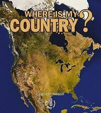 Where Is My Country? First Step Nonfiction Paperback