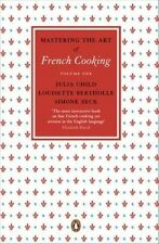 Mastering the Art of French Cooking Volume 1 by Julia Child Paperback Book (Engl