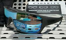 New Oakley 9307-09 TURBINE ROTOR Sunglasses  Steel w/ Prizm Deep H2O Polarized