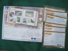 Creative Memories COTTAGE GROVE Photo Mounting Paper +6 Completion kits NIP FALL