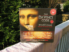 The Da Vinci Code Board Game Based On The Motion Picture~ New & Factory Sealed!