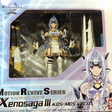 Used Bandai Xenosaga EP3 III KOS-MOS Ver.4 Motion Revive Series PAINTED
