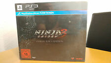 NINJA GAIDEN 3 COLLECTOR 'S EDITION PLAYSTATION 3 ps3 NUOVO OVP NEW SEALED