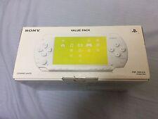 Sony PSP 1000 Value Pack White Handheld System
