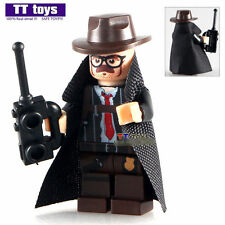 commissioner Gordon Batman  Movie Minifigure figure toy custom