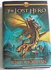 The Lost Hero Book 1 Heroes of Olympus Series Rick Riordan 1st Ed Hardcvr w/ DJ