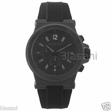 Michael Kors Original MK8152 Men's Stainless Steel Chronograph Watch Black