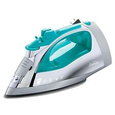 Sunbeam Steam Master Iron with Anti-Drip Non-Stick Stainless Steel Soleplate ...
