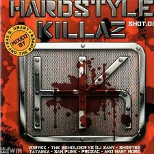 Hardstyle Killaz - 2CD MIXED - HARDSTYLE HARDBASS
