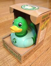 Mr. Green CelebriDuck Rubber Duck NIB - 100% Recycled Materials