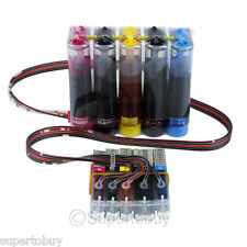 Continuous Ink System For Canon PGI-250 CLI-251 PIXMA MX922 iP7220 iX6820 CISS