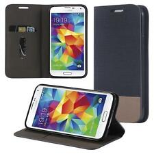 Samsung Galaxy S5 i9600 S5 Neo S5 Plus handy tasche case Brieftasche Wallet