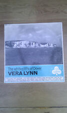 VERA LYNN The White Cliffs Of Dover LP RARE 1962 MONO Ace Of Clubs ACL 1125