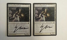 Nyxborn Shieldmate X1 Born of the Gods signed by Eric Deschamps MTG