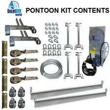 Boat Lift - 6000lb Pontoon Cradle Kit- Free Shipping