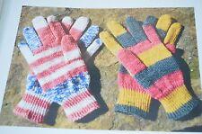Fortissima Socka-To-Me Gloves Knitting Pattern