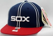 Chicago White Sox Cooperstown Collection 1983 Logo Lined Fitted Hat A100083