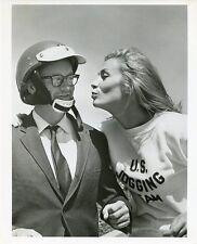 WALLY COX NINA WAYNE PORTRAIT WHAT GAP? ORIGINAL 1968 ABC TV PHOTO