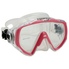 Scuba Dive Snorkeling Ocean Owlet Small Face Lady Mask Teenager
