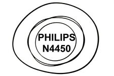 SET BELTS PHILIPS N4450 REEL TO REEL EXTRA STRONG NEW FACTORY FRESH N 4450