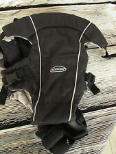 INFANTINO Easy Rider Baby Carrier 8-20 pounds Black Pack