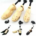 New Men Women Wooden Adjustable 2-Way Professional Shoe Stretcher Shaper Tree