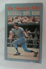 Vintage Baseball The Sporting News Official Dope Book DALE MURPHY Cover Rare