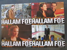 HALLAM FOE - 9 Aushangfotos - David Mackenzie - Jamie Bell