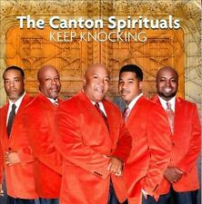 Keep Knocking * by Harvey Watkins, Jr./The Canton Spirituals (CD, Dec-2013,...