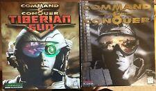 Command & Conquer (PC 1995) + Covert Operations & Tiberian Sun (PC 1999) - CIB
