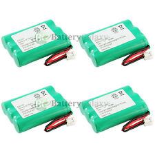 4 x Cordless Home Phone Battery for V-Tech Model 27910