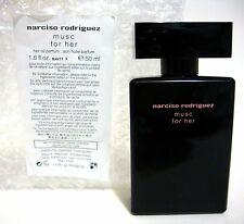NARCISO RODRIGUEZ MUSC FOR HER OIL PARFUM WOMEN PERFUME 50 ML 1.6 OZ TST UB