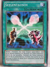 Yu-Gi-Oh - 3x Seelentausch - SDBE - REPRINT - Saga of Blue Eyes White Dragon