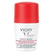Vichy Roll-on intensive treatment anti-transpires resist stress efficacy 72 h