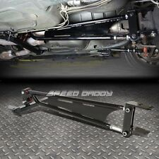 ADJUSTABLE DOM TORQUE ARM TUNNEL MOUNT+CROSSMEMBER KIT FOR 93-02 CAMARO/FIREBIRD
