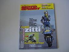 MOTOSPRINT 30/2004 SUZUKI GS 500 F/SPEEDWAY TERENZANO/SUZUKA/CROSS