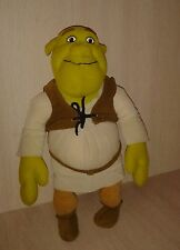 2004 Dreamworks  Shrek 2 Shrek Ears and Shrek S Design Plush 12""