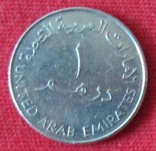 Münze UAE Vereinigte arab. Emirate 1 Dirham Motiv: arabische Kaffeekanne